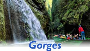 Gorges